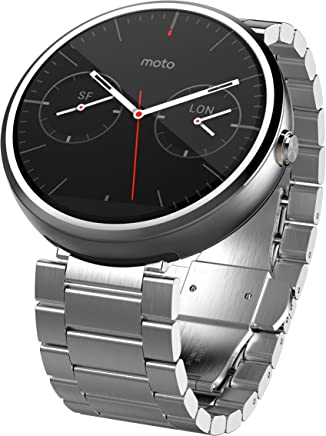 Motorola 1.56-Inch Moto 360 Smartwatch 23mm for Android...