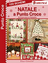 Amazon It Punto Croce E Natale