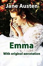 Emma: With original annotation (English Edition)