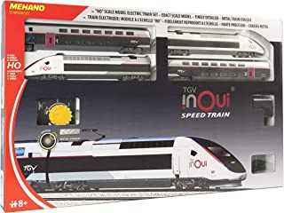 Mehano – T871 – Juego de Tren eléctrico TGV Inoui