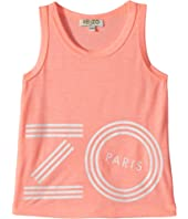 Kenzo Kids - Logo Tank (Toddler/Little Kids)