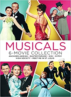 Musicals Collection (6pk) (DVD)