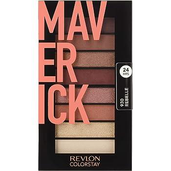 Paleta de libros Revlon Colorstay Looks, Maverick, 100,55 ml (3.4 onzas)