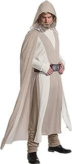 Star Wars Episode VIII - The Last Jedi Deluxe Men's Luke Skywalker Costume