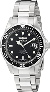 Invicta Men's 8932 Pro Diver Collection Reloj con brazalete de acero inoxidable para hombre