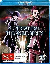 Supernatural The Anime CSR (22Eps) (Blu-ray)