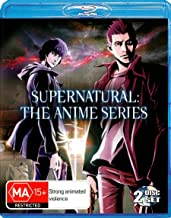 Supernatural The Anime CSR (22Eps) (Blu-ray)