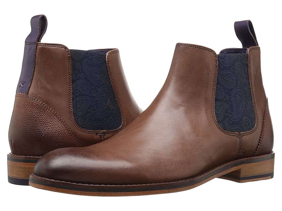 Ted Baker Camroon 4 (Brown Leather) Men