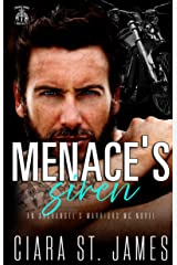 Menace's Siren: Possess and worship, his deepest desires (Dublin Falls' Archangel's Warriors MC Book 4) Kindle Edition