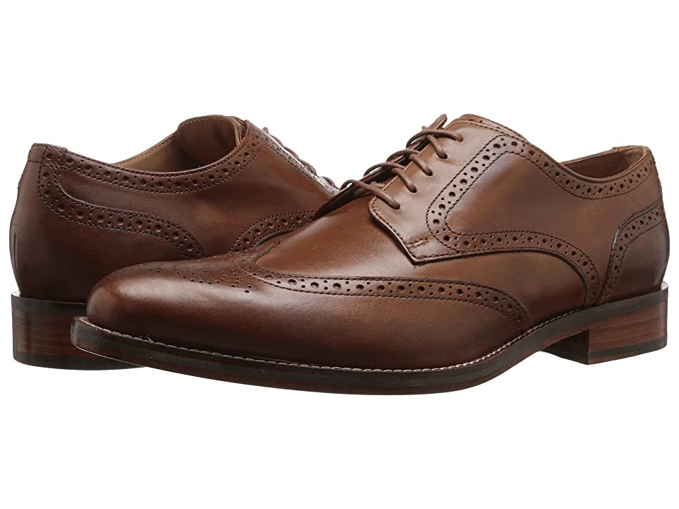 Cole Haan Madison Grand Wing (British Tan) Men