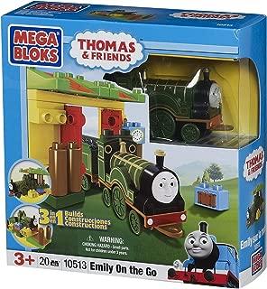 Mega Bloks Thomas 3-in-1 Buildable Emily on the Go