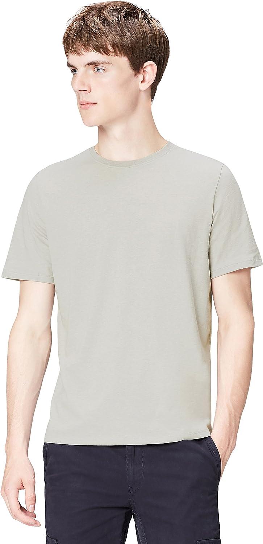 T-Shirts Camiseta Entallada para Hombre