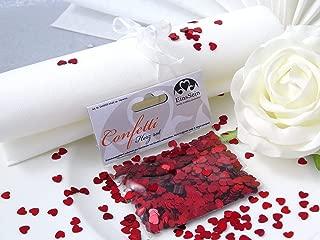 Einssein 14g Confeti de Estrella Corazón ca. 1.400 piez. 0,