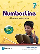 Number Line (Maths) | ICSE Class Seventh | Revised First Edition as per latest CISCE curriculum | By Pearson