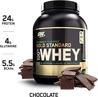 optimum 100 natural whey