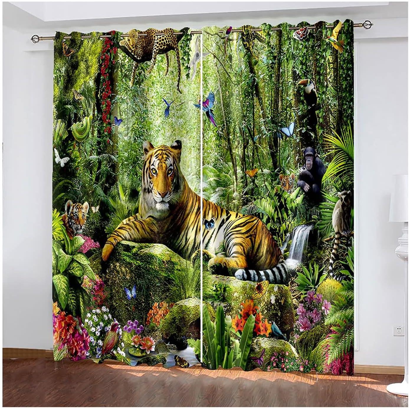 Daesar Curtains for Living Room Bedro 2 Ranking TOP18 Set Panels Translated