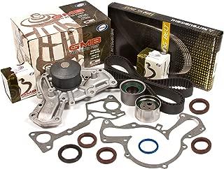 Evergreen TBK195MWP Fits 91-99 Mitsubishi 3000GT SL 6G72 Timing Belt Kit GMB Water Pump