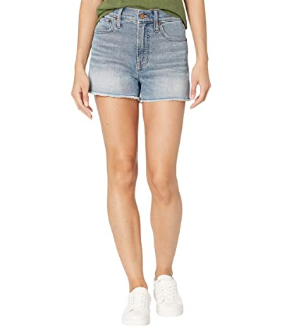 Madewell The Perfect Vintage Jean Shorts in Bartow Wash (Bartow Wash) Women