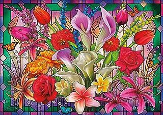 Buffalo Games - Window Lillies - 300 LARGE Piece Jigsaw Puzzle