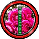 画面ロッカー - バラの花