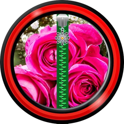 Schirm-Schrank - Rosen-Blumen
