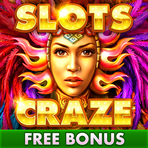Slots Craze: Free Slot Machines &am…