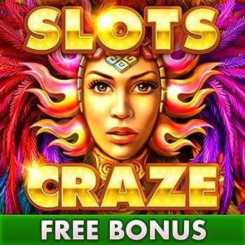 Slots Craze  Free Slot Machines & Casino Games
