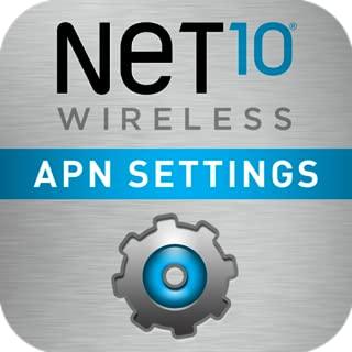 Net 10 Data Settings