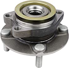 Bodeman - Front Wheel Hub & Bearing Assembly for 2009-2014 Nissan Cube 2007-2012/ Nissan Versa 4-Wheel ABS