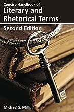 Best handbook of rhetorical terms Reviews
