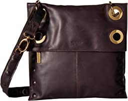 Montana Reversible Embossed Crossbody Bag
