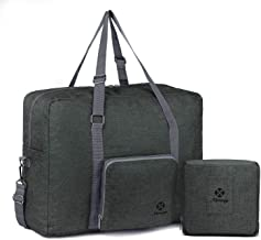 For Spirit Airlines Foldable Travel Duffle Bag Tote Carry on Luggage by Narwey