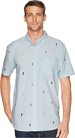Island Time Embroidered Paddle Out Shirt