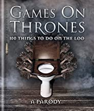 Games on Thrones: 100 things to do on the loo -  THE PERFECT SECRET SANTA PRESENT