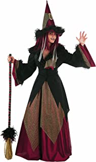 Lima - Disfraz de bruja adultos, talla M (MA269)