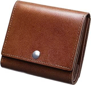 innocenzi イノセンツィ ミニ財布 本革 極限まで無駄を省いた小さい財布 小銭入れ パスケース 姫路レザー使用