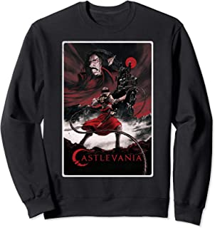 Netflix Castlevania Poster Sweatshirt