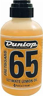 Jim Dunlop Formula 65 Ultimate Lemon Oil - 1oz