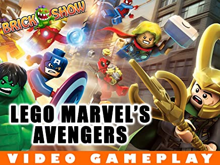 Clip: Lego Marvel's Avengers Video Gameplay
