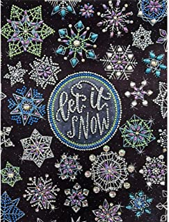 Best simple snowflake cross stitch patterns Reviews