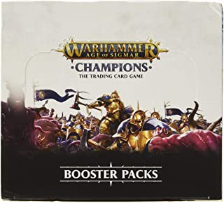 Playfusion Warhammer TCG Age of Sigmar Champions Booster Display (24) TCG