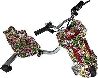 دراجة سكوتر الكترونية بذكاء صنعي ذات 3 عجلات وبطارية 48 فولت متعددة الالوان