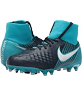 Nike Kids - Magista Onda II Dynamic Fit Firm Ground Soccer (Little Kid/Big Kid)