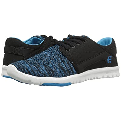 etnies Scout YB (Black/Blue) Women
