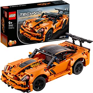 LEGO Technic Chevrolet Corvette ZR1 for age 9+ years old 42093