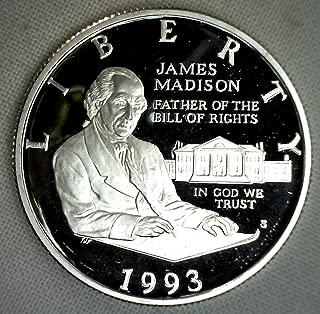 1993 silver half dollar
