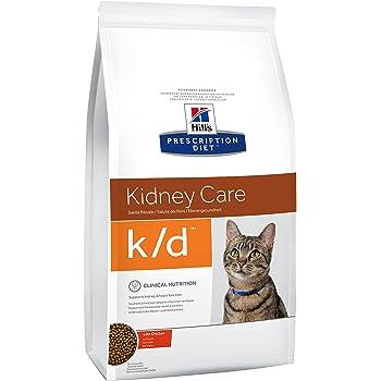 Hill`s Alimento Dietético para Gato K/D - 1,5 kg: Amazon.es: Productos para mascotas