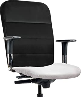 CLEANCHAIR Fundas higiénicas para asientos de oficina.