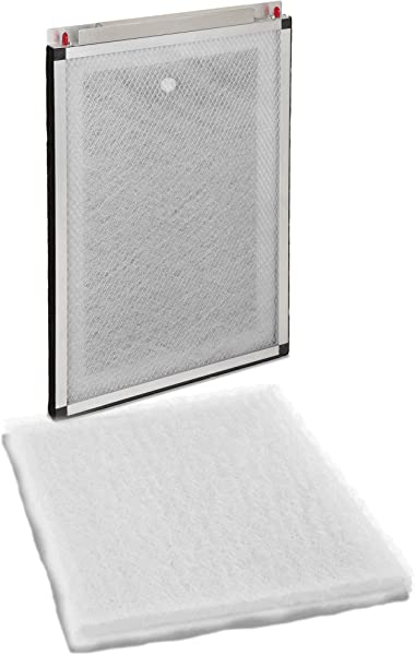 Dynamic Air Cleaner Replacement Filter 20x25 3 Pack White