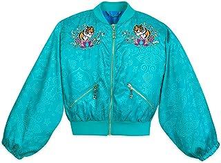 Disney Jasmine Bomber Jacket for Girls - Aladdin - Live Action Film